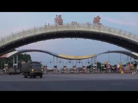 Аперитив к событиям? Китай стягивает армию к Гонконгу