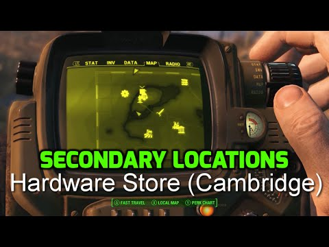 Secondary Locations : 7.05 : Hardware Store (Cambridge)