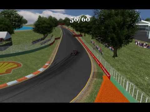 F1-Challanger@Australian Grand Prix 2009 (PART2)