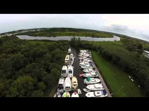 55th Shannon Boat Rally Drone Footage