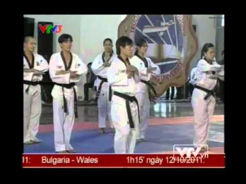 Bế Mạc Giải Taekwondo Sinh Viên Toàn Quốc 2011