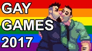 GAY VIDEO GAMES 2017