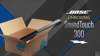Unboxing: Bose SoundTouch 300 Soundbar Speaker - 767520-1100