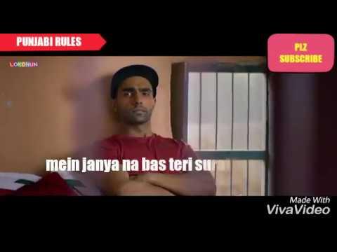 Sajna Je Sambhall Gaya ( Whatsapp status) Prabh Gill   Ammy Virk   Harjeeta   Latest Songs 2018