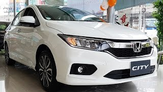 Honda City 2017 1.5 SV+