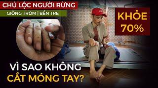 Chú Lộc cười toe toét khi Quốc Chiến ghé thăm, vì sao không cắt móng tay ?   QUỐC CHIẾN Channel