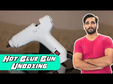 Hot Glue Gun Unboxing, Glue Gun Review, Glue Gun Unboxing, Glue Gun Under Rs 650 In Hindi