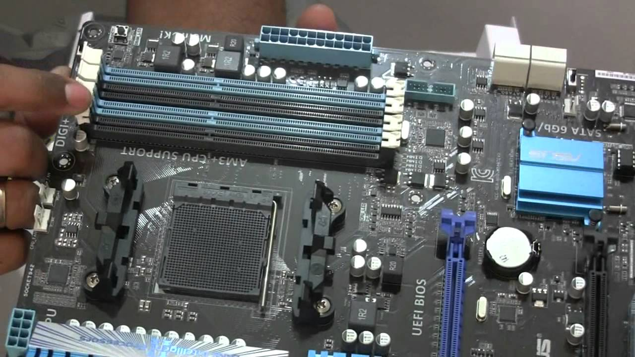 Asus M5A97 AMD Chipset Drivers for Windows