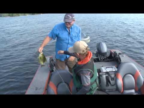 Fishing with Grandpa In Ontario Babe Winkelman