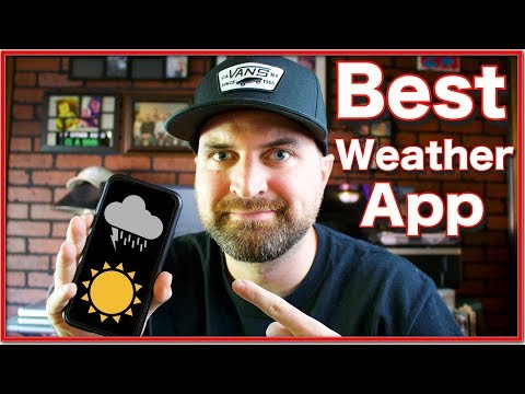 The Best Weather App For IPhone