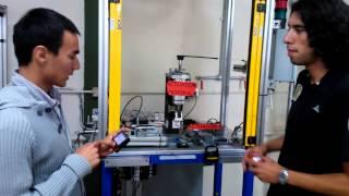 proyecto de control de procesos industriales y redes de computadoras