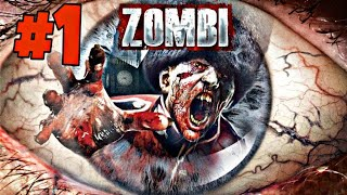 ZOMBI - O INÍCIO - ZERANDO AO VIVO #terror
