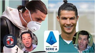 La Serie A y una NUEVA PRESIÓN El futbol en Italia tiene que FINALIZAR en AGOSTO Fuera de Juego