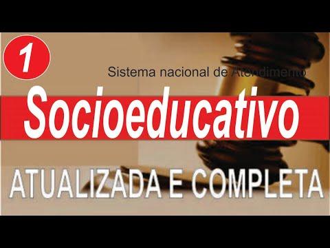 Lei 12594 - Sistema Nacional De Atendimento Socioeducativo - Lei Do SINASE - Art. 1 A 6