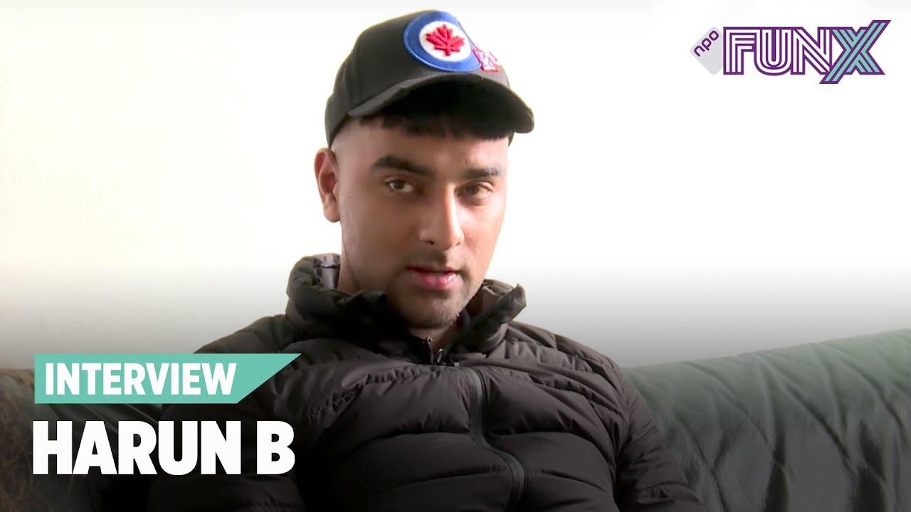 Harun b laat alvast nieuwste tracks horen van ismo en for B b com