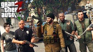 GTA 5 Зомби Апокалипсис - СПАСЕНИЕ ВЫЖИВШИХ И ЗАБРОШЕННЫЕ БАЗЫ ГТА 5 МОДЫ 16! GTA 5 МОДЫ ОБЗОР МОДОВ