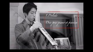 1.Prelude  Duo pour piano et pianica