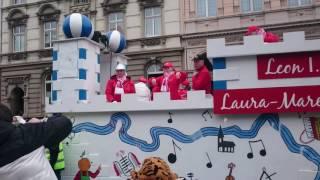 Karneval Wuppertal 2017. Карнавал в Вуппертале. 2017.