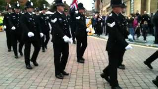 Jolly Coppers On Parade - Norwich, Norfolk, UK