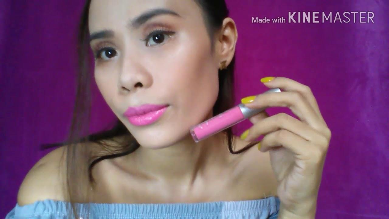 Meet matte 6 mini long lasting liquid lipsticks by kiss beauty meet matte 6 mini long lasting liquid lipsticks by kiss beauty cosmetics swatches review m4hsunfo