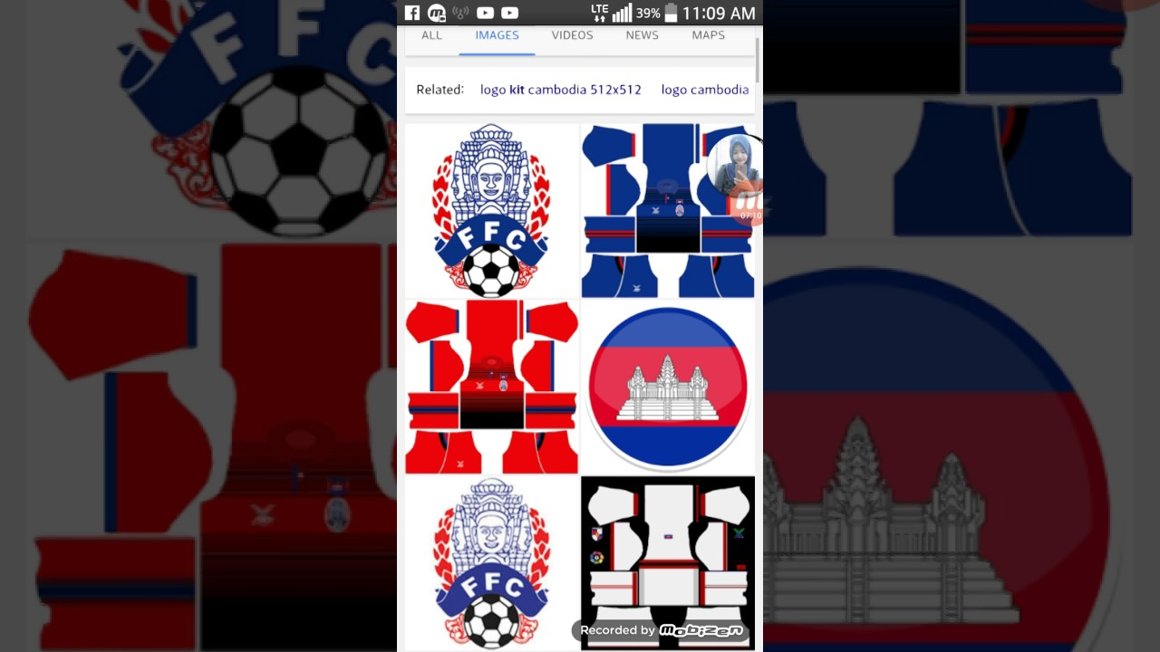 0572c2fdd របៀបដាក់ logo cambodia លើ game dream league 2016_HD - YouTube