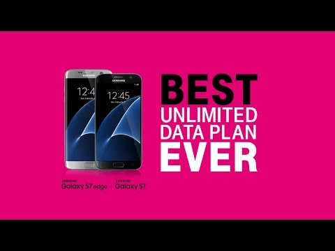 T-Mobile | Best Unlimited Family Plan | :16 ad