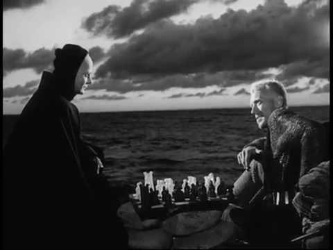 """Il settimo sigillo"" di Ingmar Bergman, 1957, Svezia"