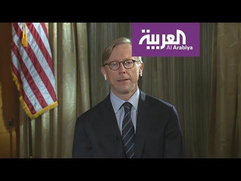هوك للحدث: سنوقف صادرات نفط إيران تدريجيا لحفظ استقرار الأسو  - 19:53-2018 / 11 / 19