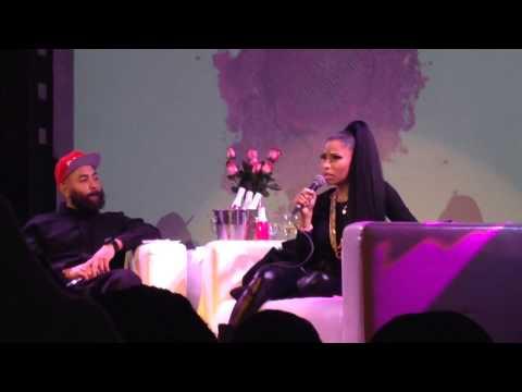 Nicki Minaj talks about Meek Mill Wanna Buy A Heart VIP Lou