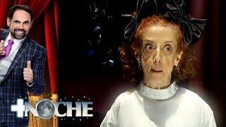 ¡Conoce la aterradora historia de 'La Niña Fantasma'! | + Noche | Distrito Comedia