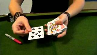 Dynamo trick revealed! Sealed with a Kiss/french kiss trick tutorial