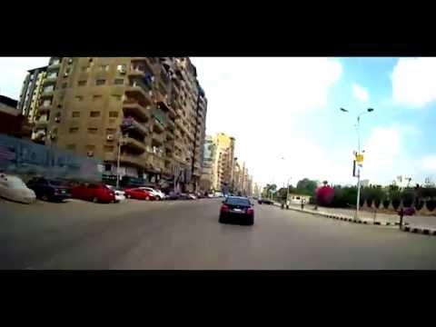 المنصورة في 3 دقائق ... mansoura, Egypt in 3 minutes