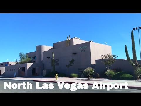North Las Vegas Airport - VGT Airport