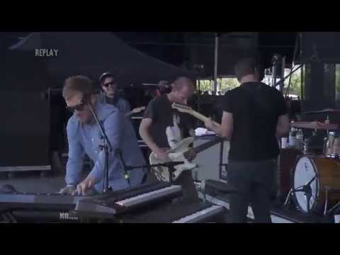 Cold War Kids - Miracle Mile - Live from Lollapalooza 2015