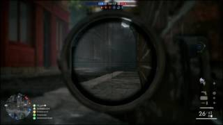 BF 1 Weird sound effect
