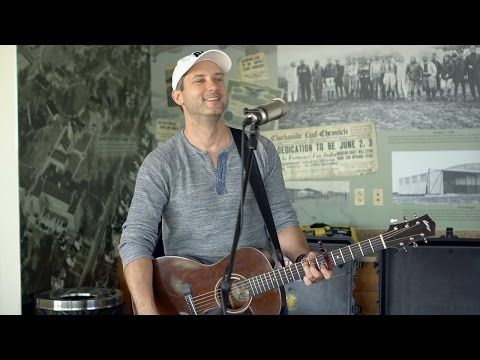 "Brandon Heath ""Whole Heart"" (Live at Outlaw Field)"