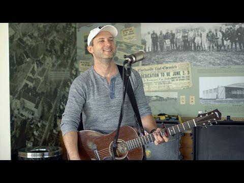 "Brandon Heath ""Whole Heart"" (Live At Outlaw Field)"