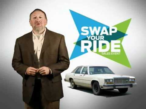Bob Hurley Ford  Swap your ride  YouTube