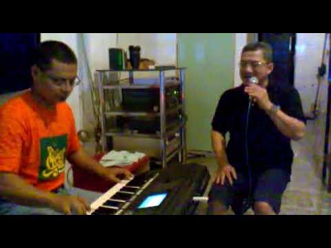 BUNGA-BUNGA CINTA ~ Ebiet G. Ade (Vocal : Yam Singh Ie, Keyboard Electone : Imam Herman)
