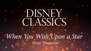 When You Wish Upon a Star (Instrumental Philharmonic Orchestra Version)  'Pinocchio'