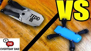 DJI Mavic Pro Platinum vs Spark!  What is the best drone YOU can get? Drone Flight Friday!