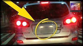 These New License Plates Are Going to DRIVE You Over the Edge and Make you SICK to Your Stomach