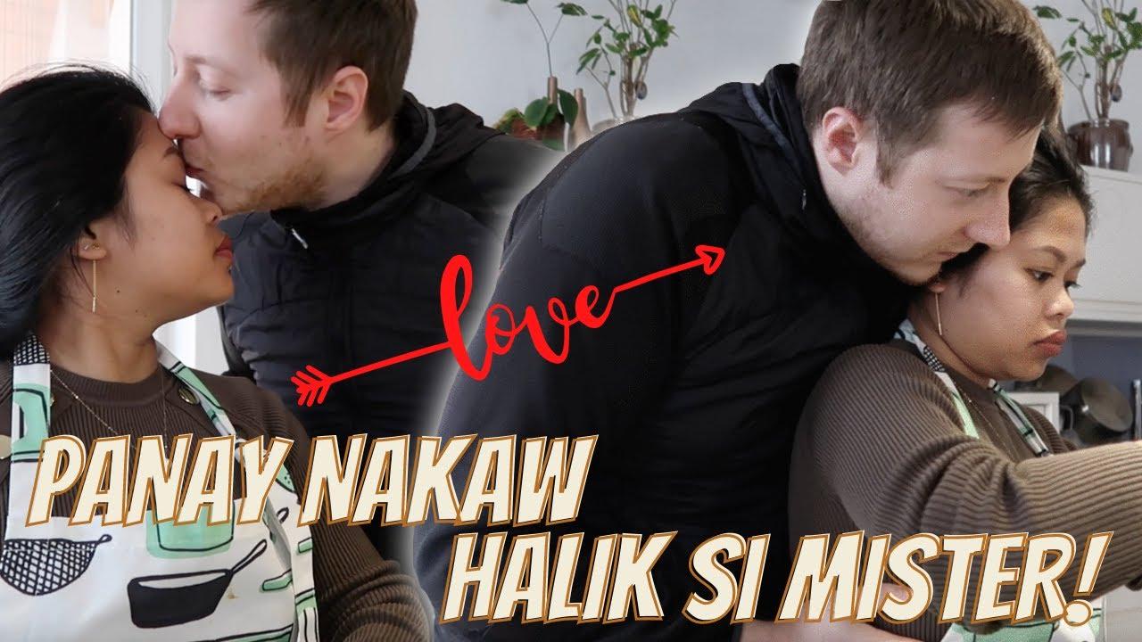DUMATING NA ANG MATAGAL KONG HINIHINTAY😍 PANAY NAKAW HALIK SI MISTER🥰 || LIEBE ANN♡