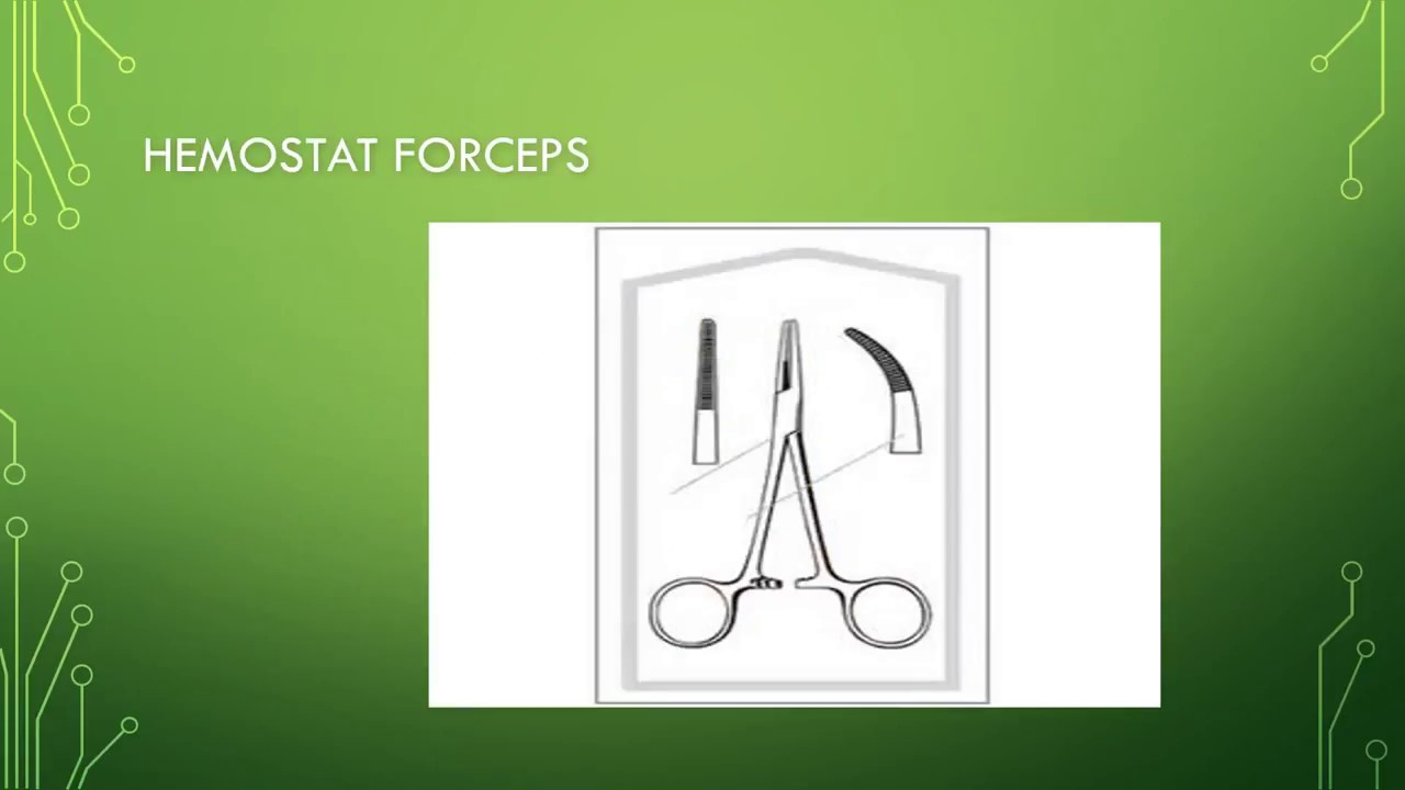 Basic Surgical Instruments information by nazmed sms