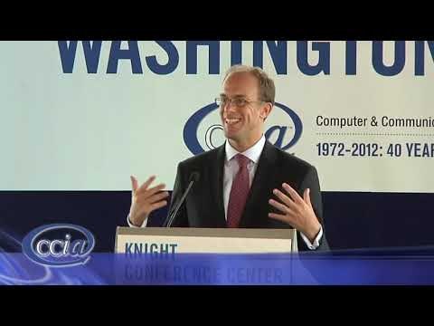 Ambassador Demetrios Marantis CCIA Washington Caucus