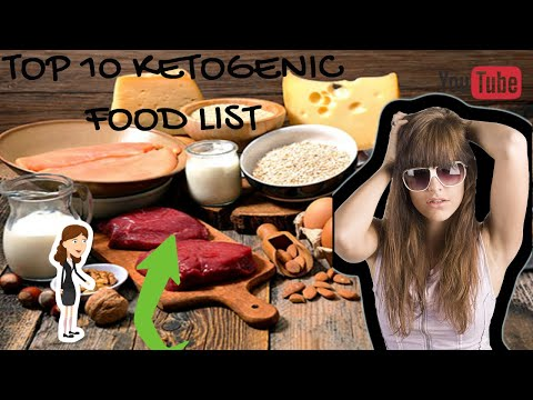 Top 10 ketogenic foods list for keto diet/ KETO DIET TIPS - What Is Health Channel