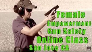 Female Empowerment Gun Safety Online Class-Ladies Empowerment …