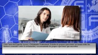 Experto Asesor Orientador Profesional Practico - Cursos Online