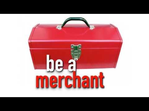BE A MERCHANT