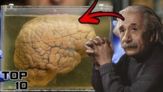 Top 10 Scary Preserved Body Parts - Part 2